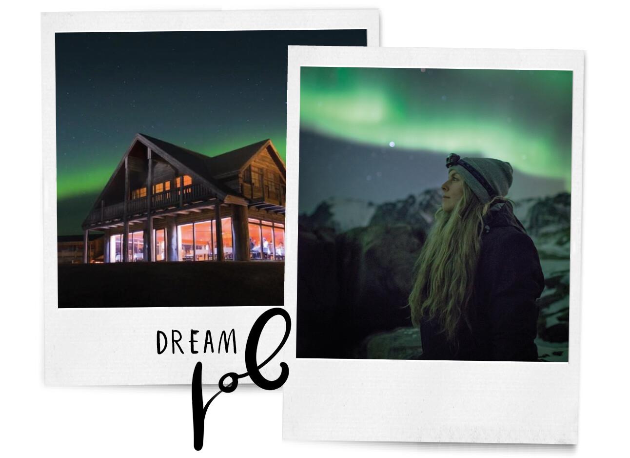 Noorderlicht in Ijsland fotograferen