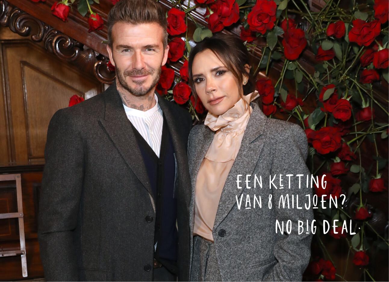 David en Victoria Beckham