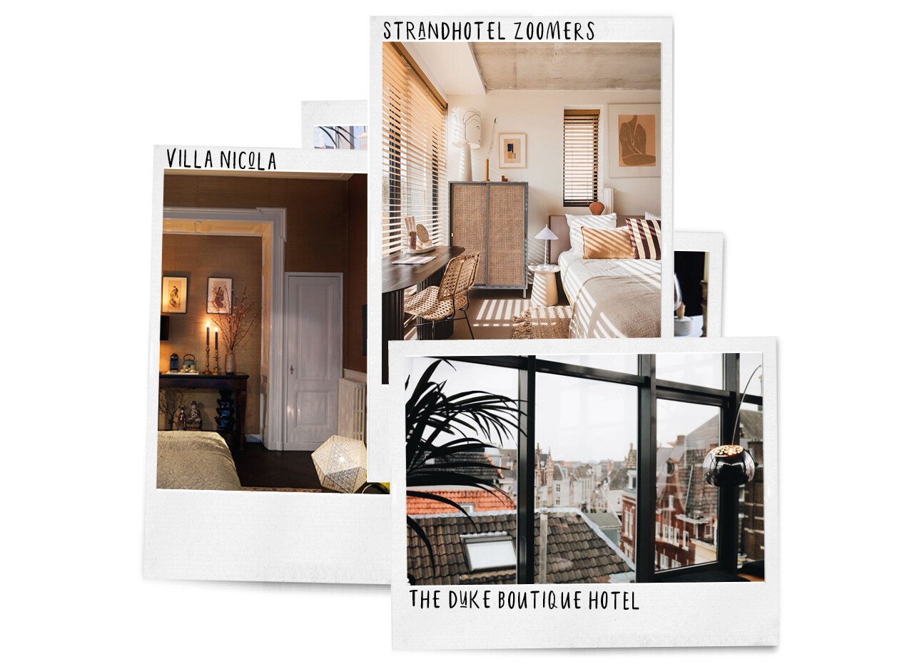Hotels in NL