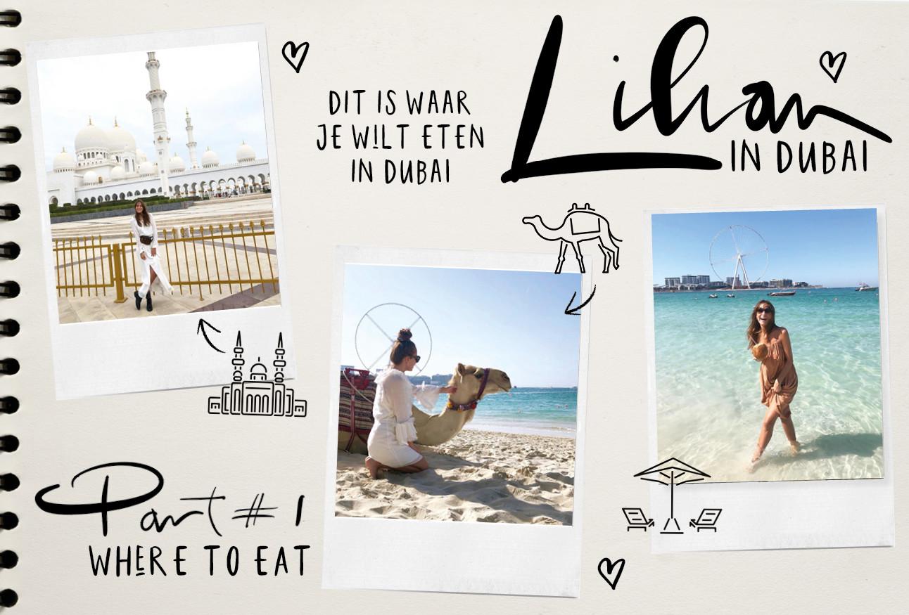 Foto's van Lilian in Dubai