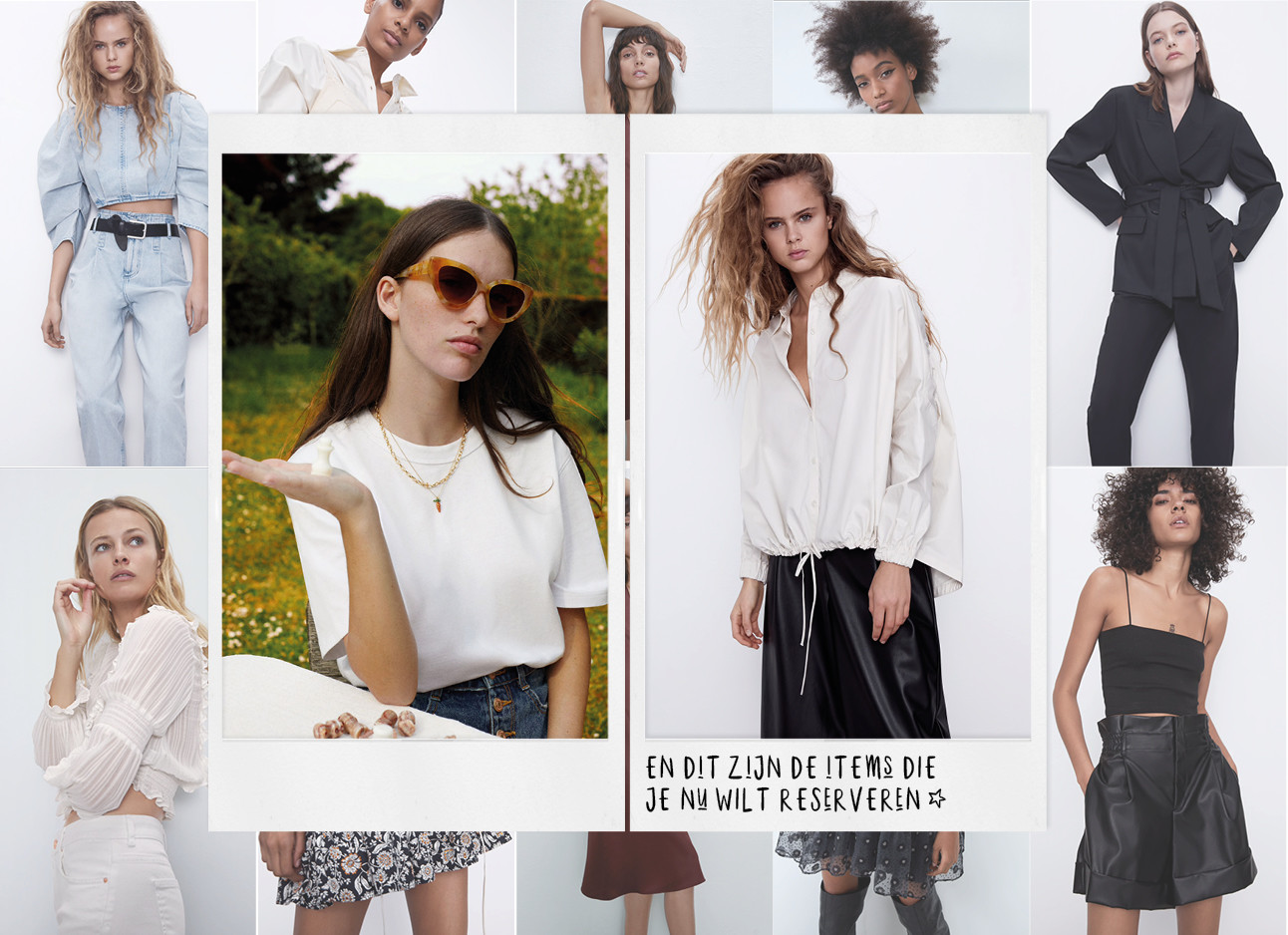 zara items uit de sale shopping