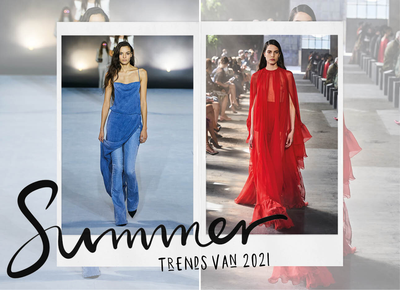 De 5 summer dress trends van 2021
