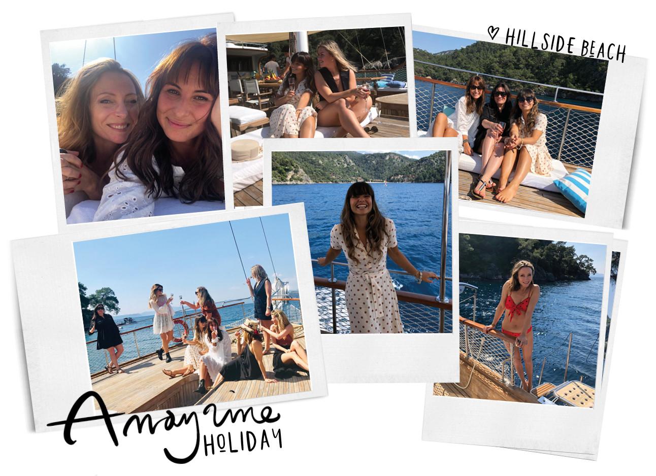 Amayzine in Hillside beach club Turkije