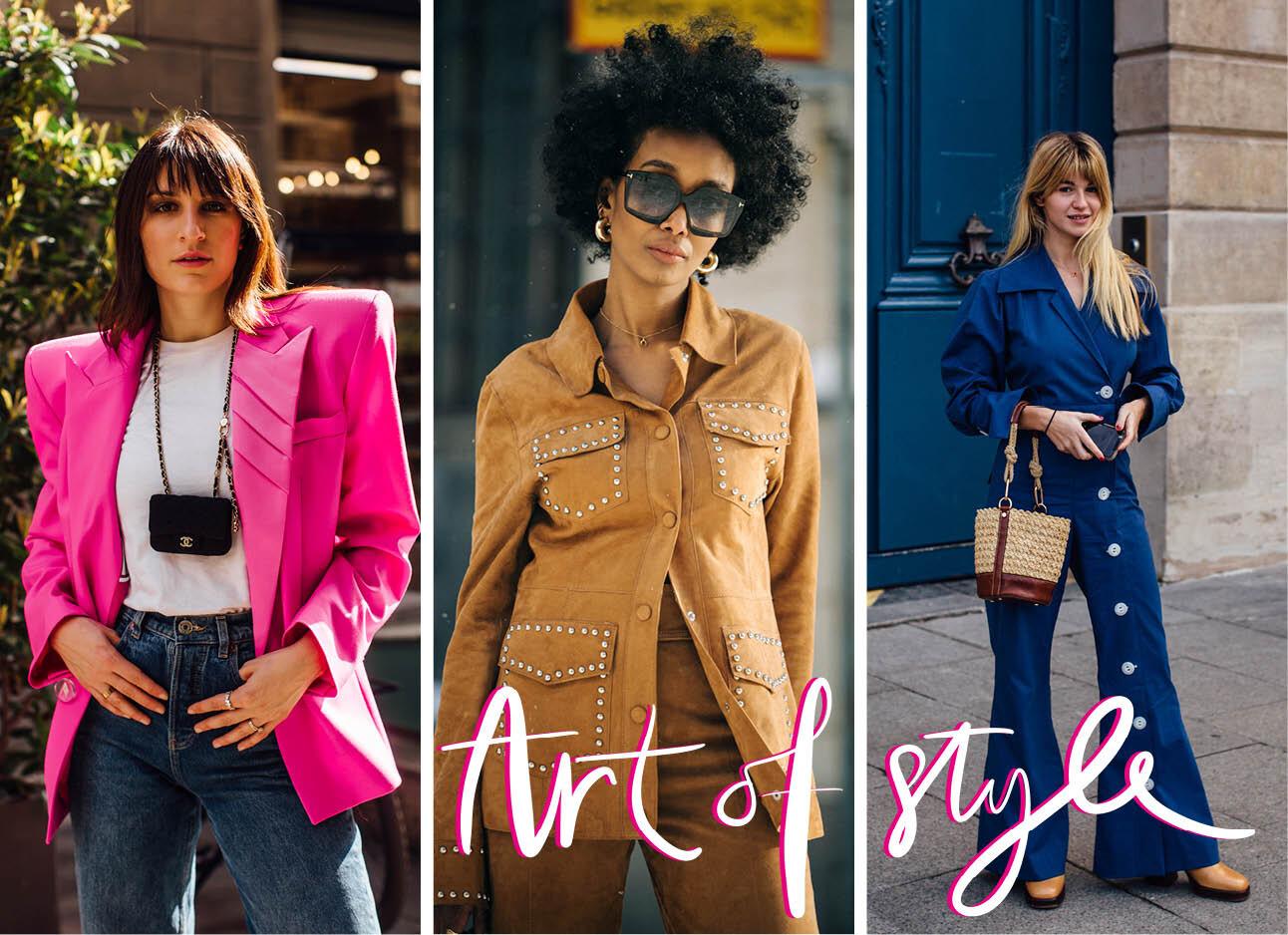 What to wear in maart? Fashionweek inspiratie