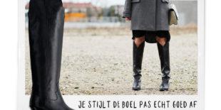 10x de knee-high boots du moment