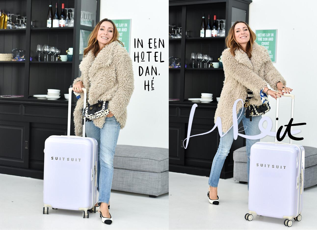 may met suitsuit koffer
