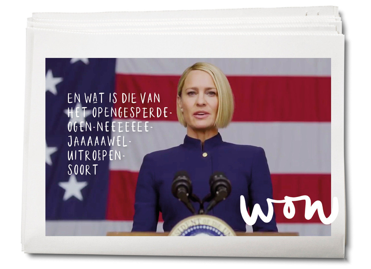 House of Cards nieuwe trailer