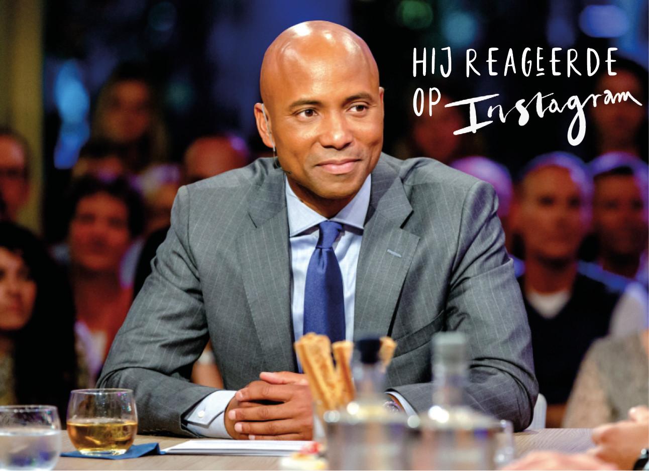 humberto tan presenteert RTL late night