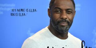 Idris Elba is the sexiest man alive