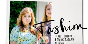 Prinses Alexia showt stiekem haar kleding op Instagram