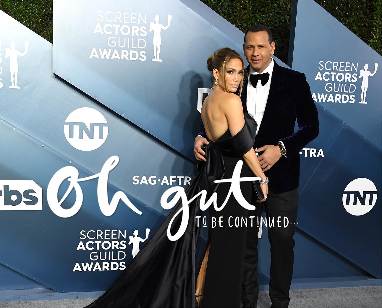 Trouble in paradise voor J.Lo en A-Rod?