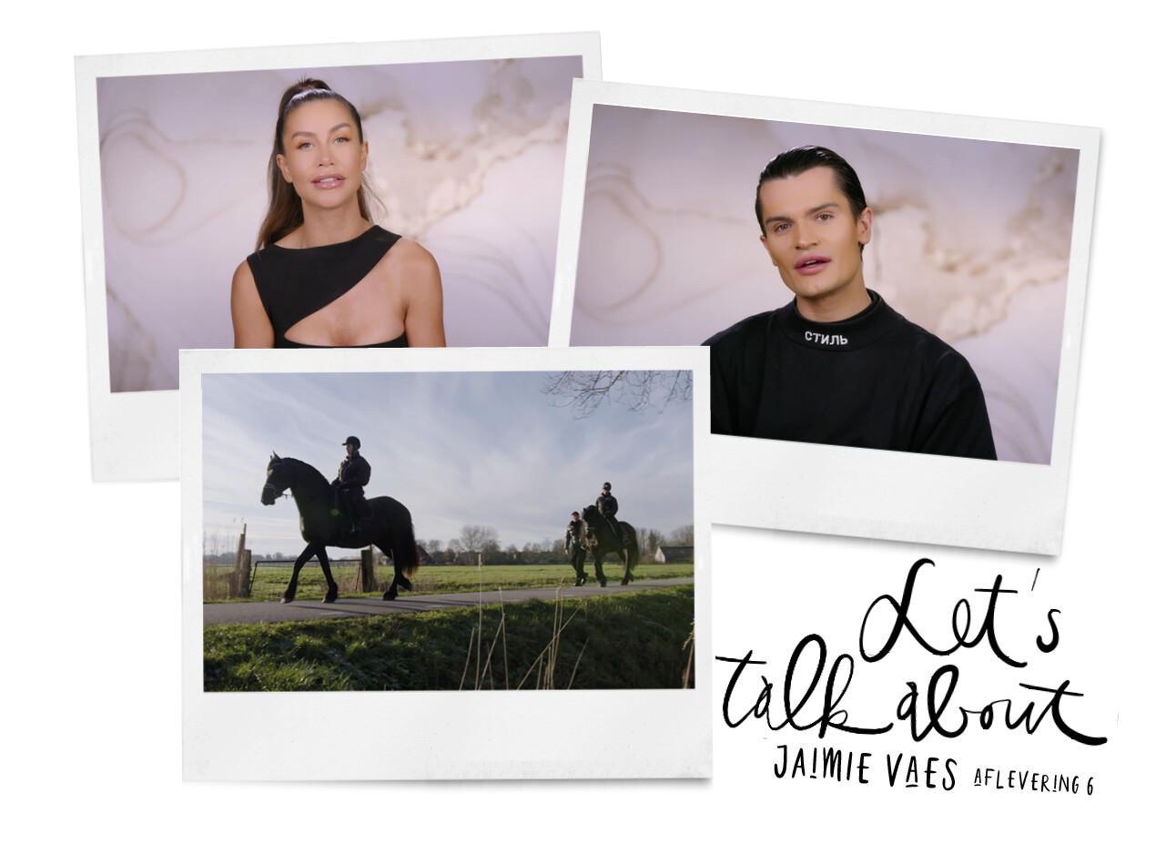 Ik keek Jaimie in The Vaes Lane aflevering 5 en dit is wat ik dacht