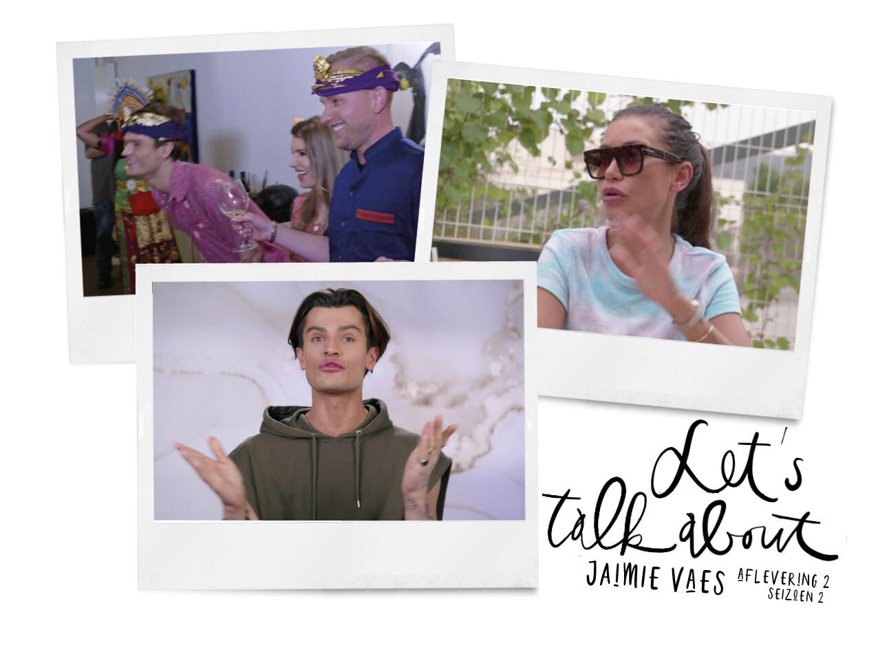Jaimie Vaes Lane Life afl 2 van seizoen 2