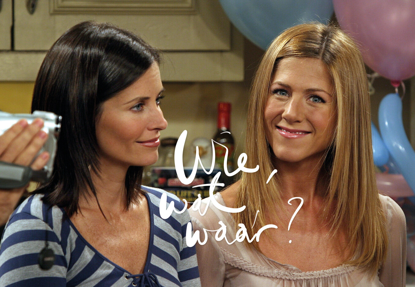 Jennifer Aniston vertelt over de meest onbeschofte gastrol bij Friends