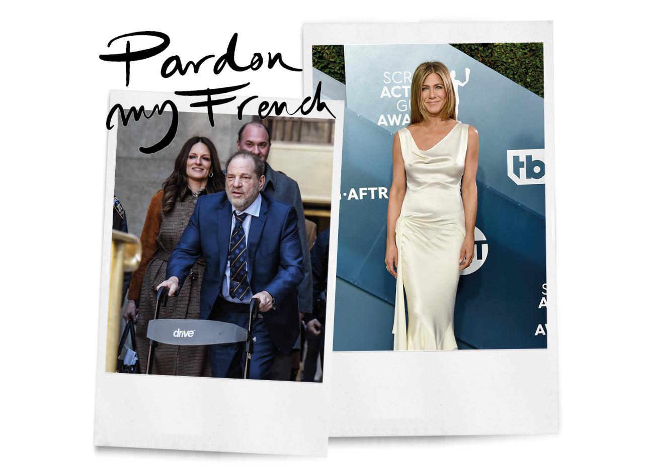 Wat? Harvey Weinstein wilde Jennifer Aniston dood hebben…