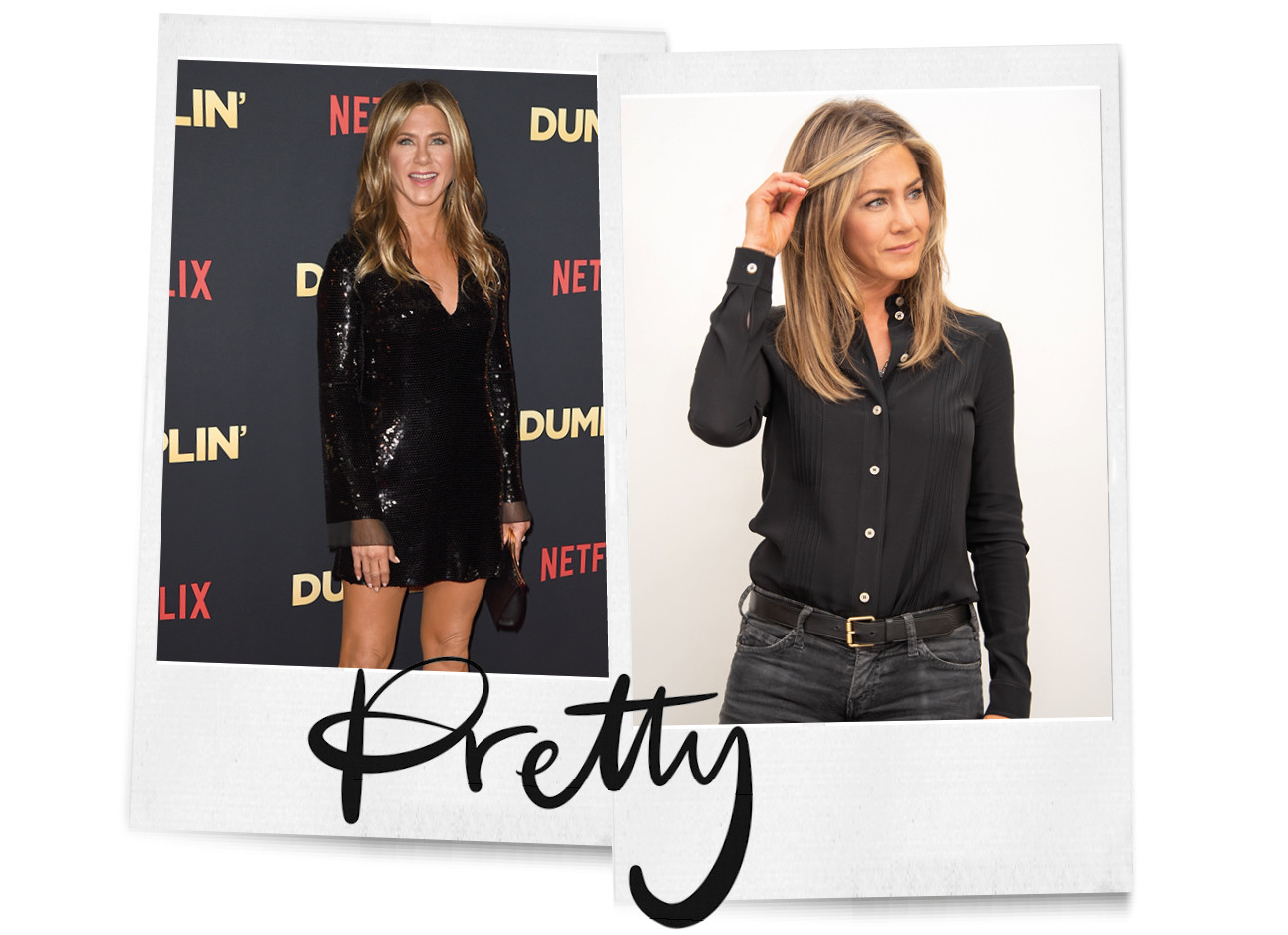 jennifer aniston looks