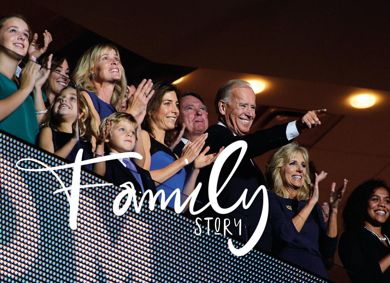 Biden familie