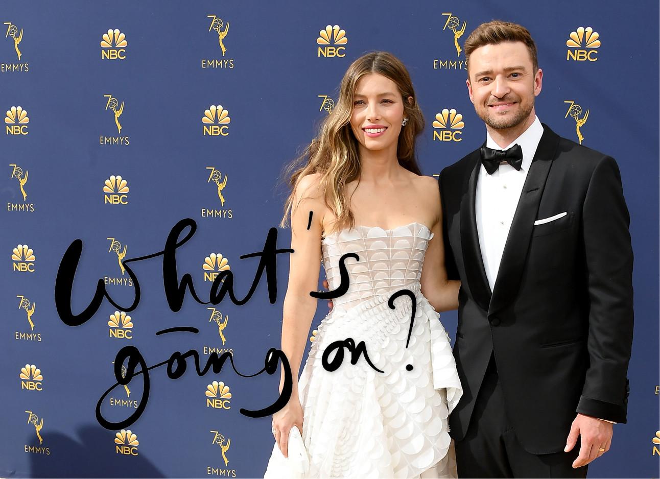 OMG Justin Timberlake heeft een ander en het is geen onbekende
