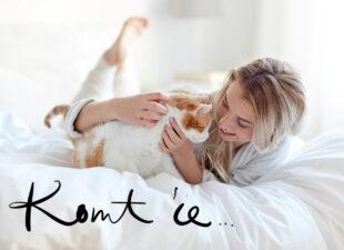 5 dingen die je kat van je accepteert, maar je partner niet