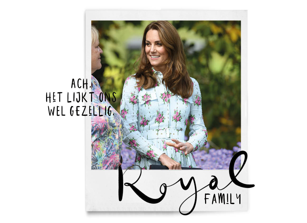 kate middleton lachend