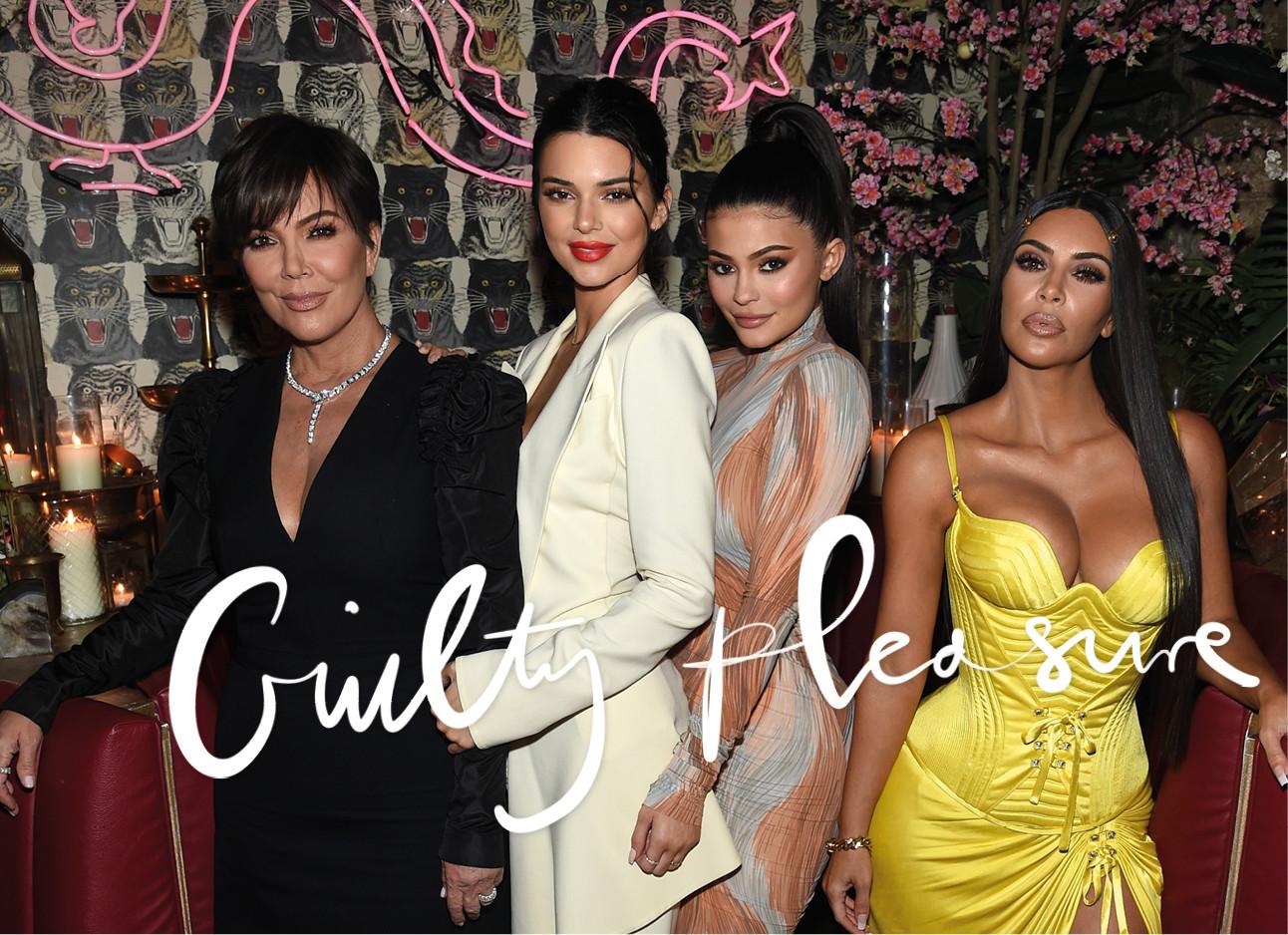 Kijk alle seizoenen van Keeping Up With The Kardashians gratis