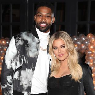 Khloe Kardashian en haar vriend