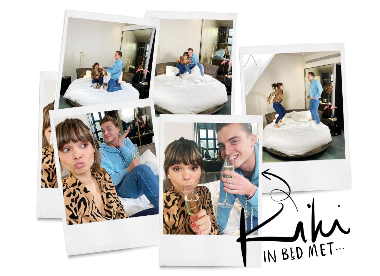 In bed met Kiek & Robbert Rodenburg