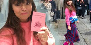 En toen was er paspoortpaniek (part 2.0)