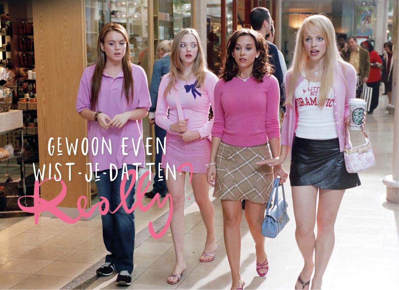 10 onnodig achterlijke weetjes over Mean Girls