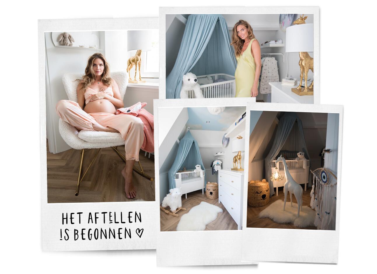 Babykamer van Kim Feenstra met Westwing items