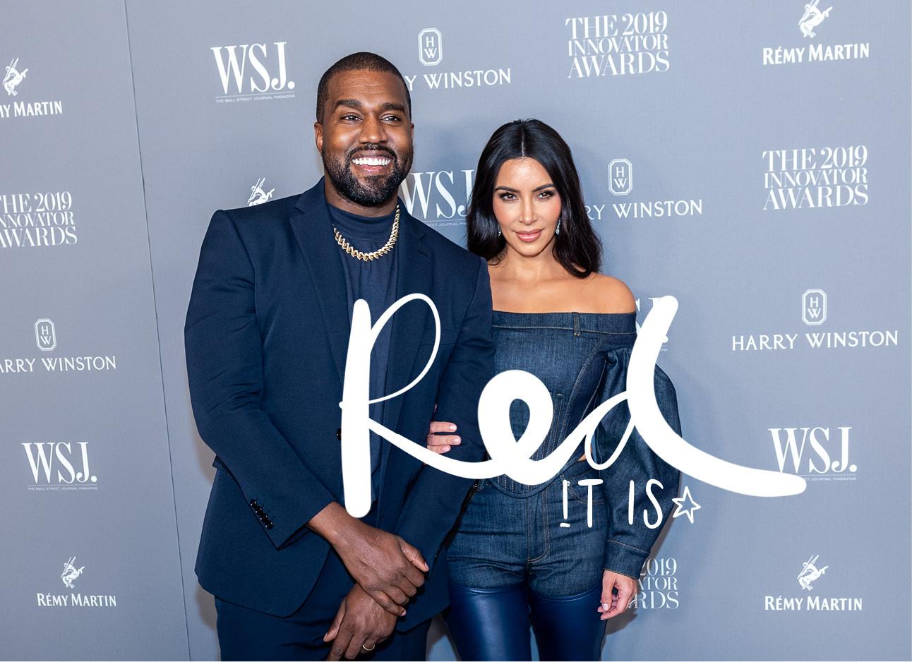 Kim Kardashian west en kanye