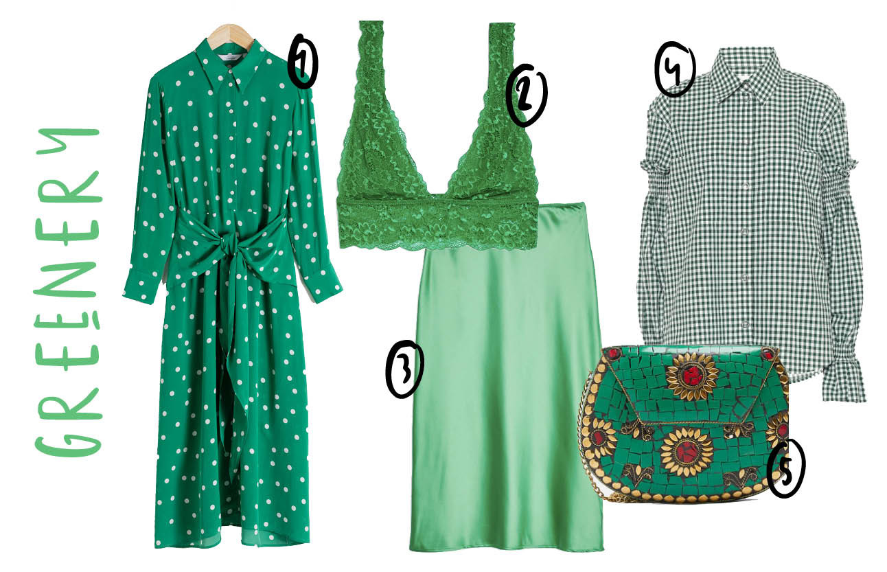 greenery shopping