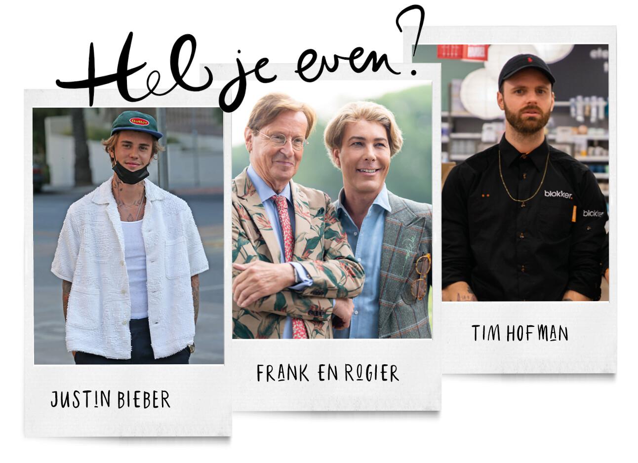 Justin Bieber, Tim Hofman, Televizier-ring