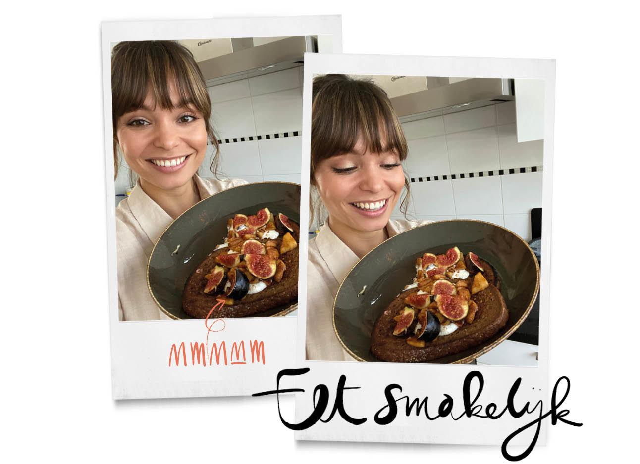Koken met Kiki wentelteefjes