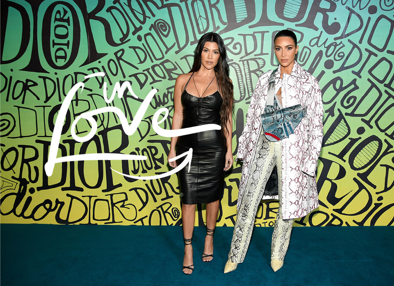 Kourtney Kardashian heeft een nieuwe liefde