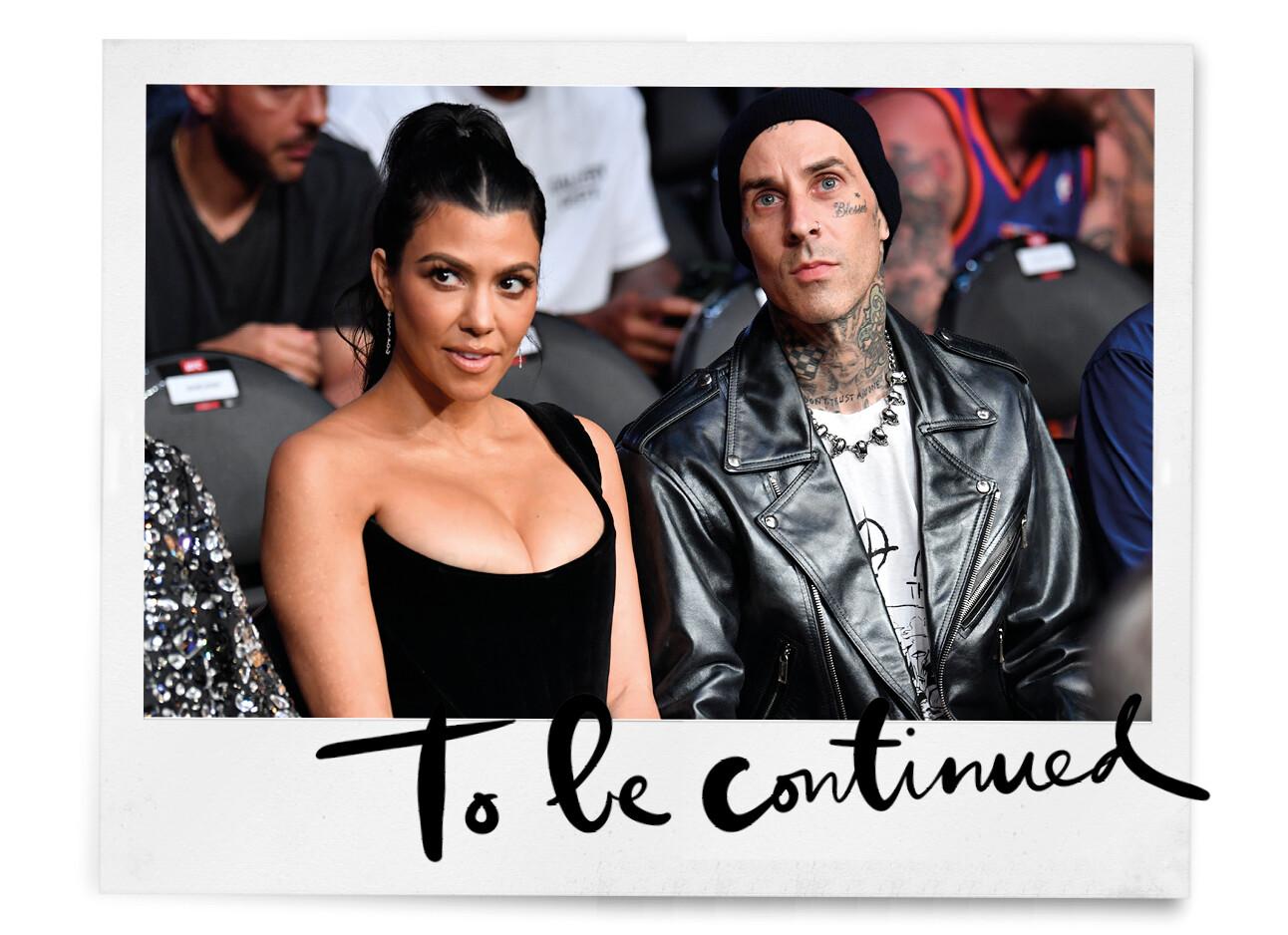 Overzichtje: wat is er nou allemaal aan de hand rondom Kourtney Kardashian?