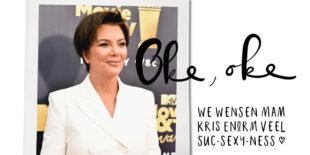 Kris Jenner maakt bizarre carrièreswitch