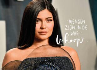 Wow, Kylie Jenner is onherkenbaar in nieuwe campagne