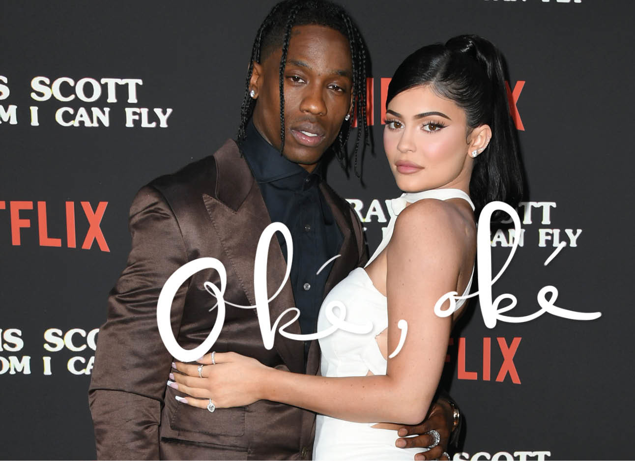 kylie jjennner en travis scott play boy