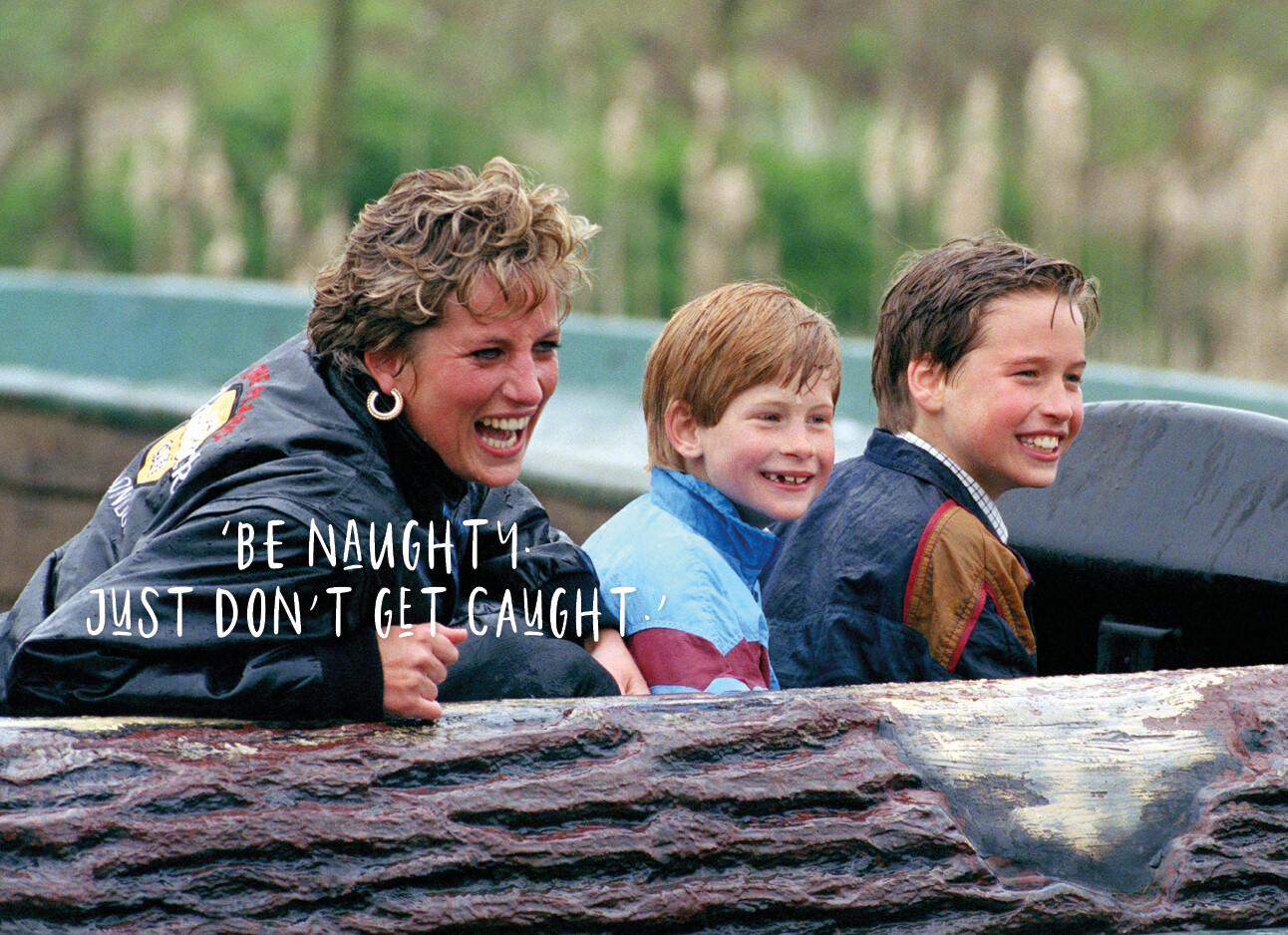 William, Harry en de drie grootste modellen ooit