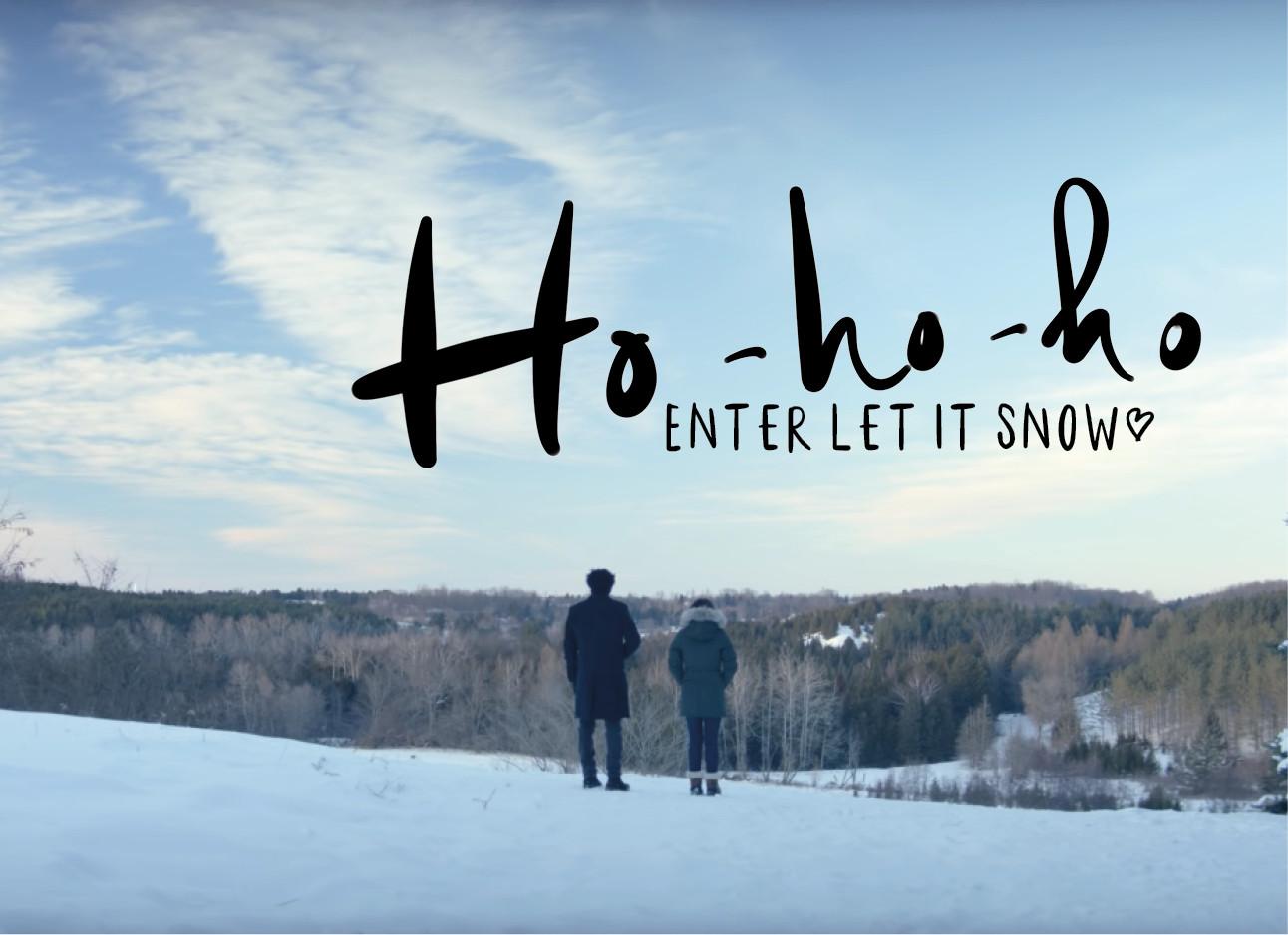 beeld uit de netflix film let it snow