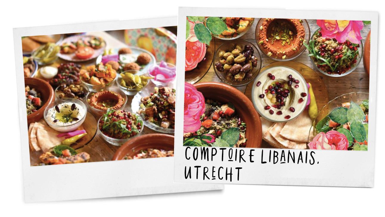 libanees restaurant comptoire libanais