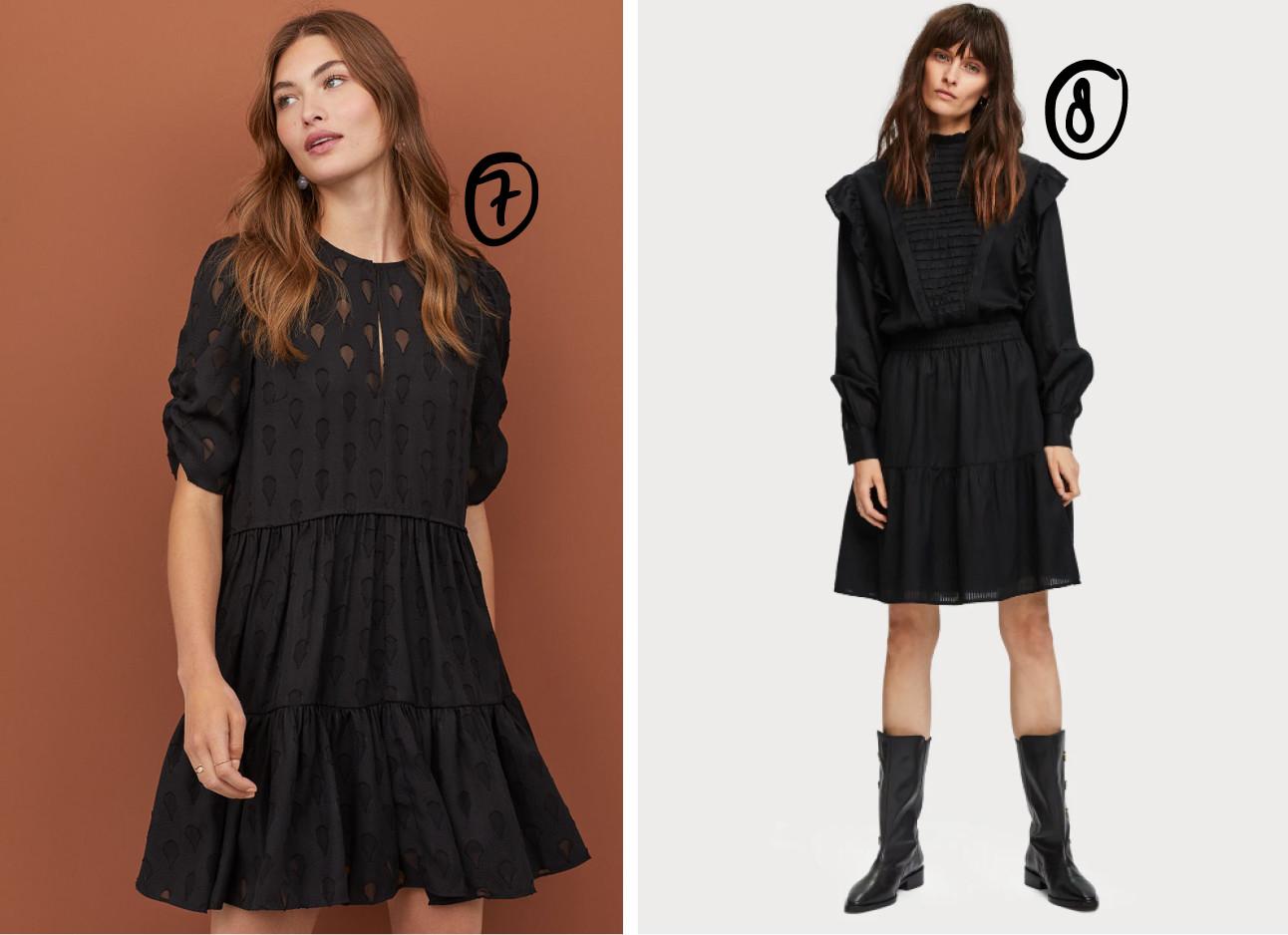 Shopping Dit Zijn De Leukste Zwarte Jurkjes Voor Het Hele