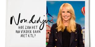 Het transferfeestje is compleet: Linda de Mol stopt bij RTL