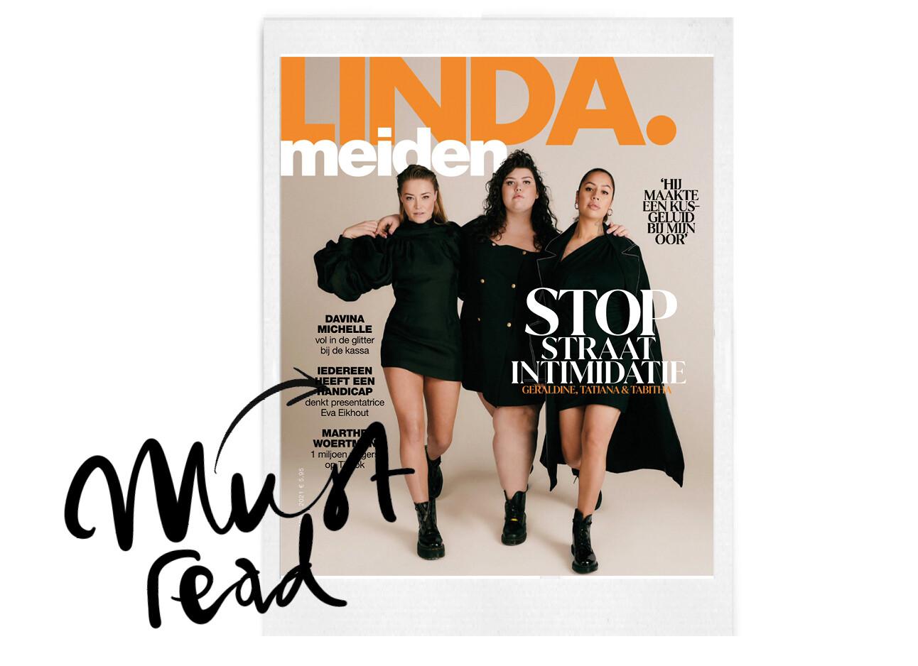 Waarom het thema van de nieuwste Linda.meiden zo belangrijk is