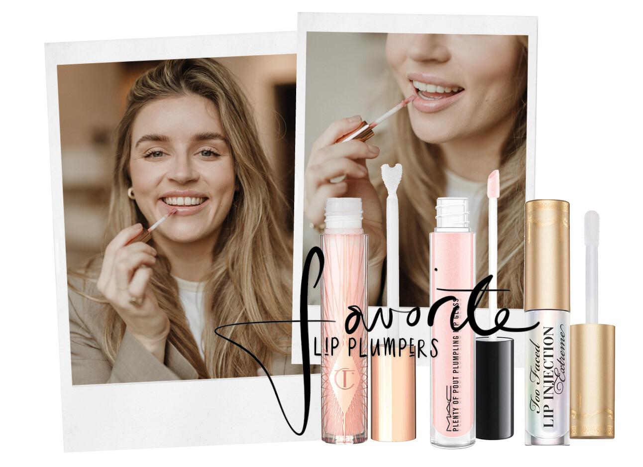 lotte van scherpenzeel beauty lipgloss