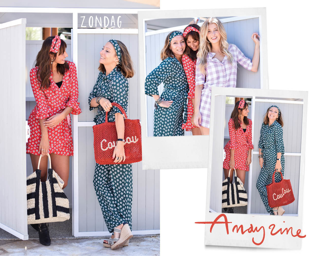 may, lil en belle in de look of the day, outfit van ou boutique, kleuren, prints