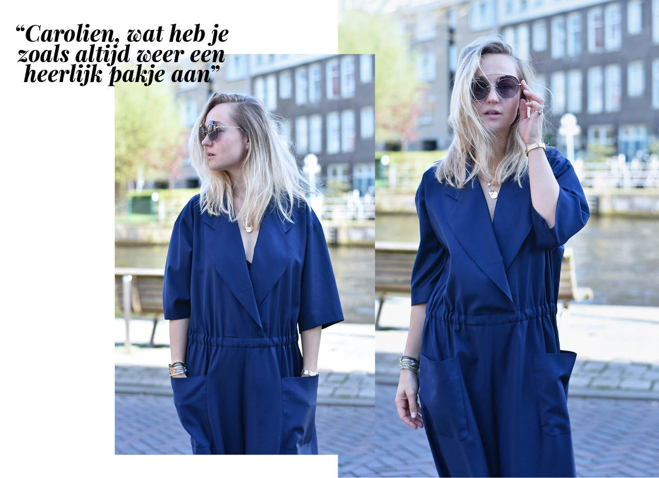 Carolien Spoor in de Look of the day