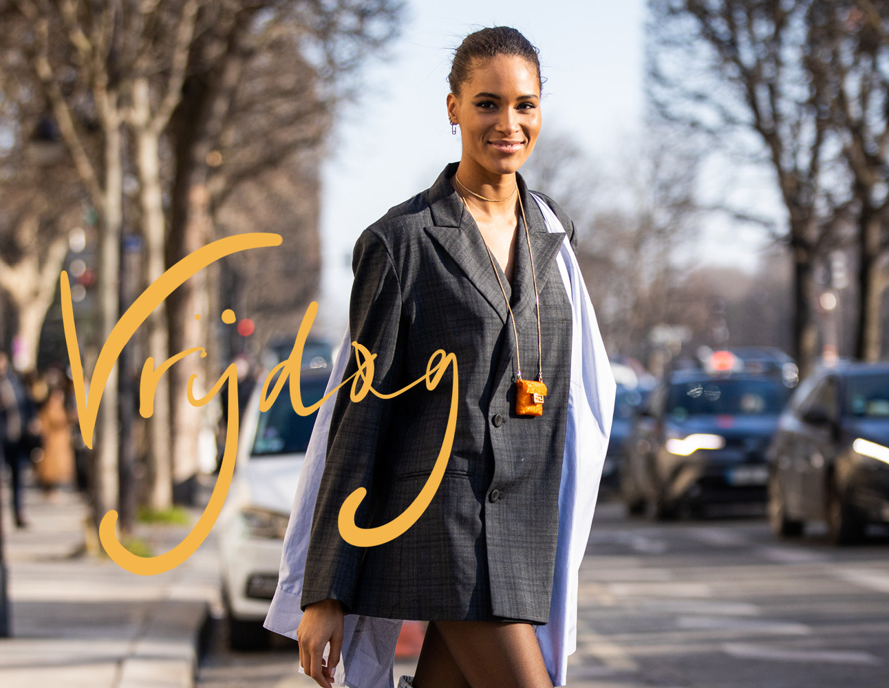 look of the day Cindy Bruna