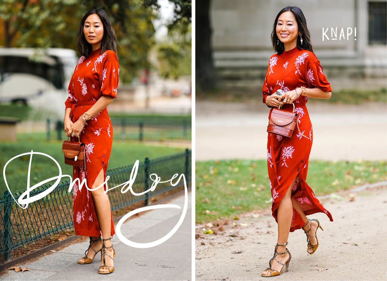 Aimee Song look of the day